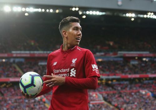 Roberto Firmino can be an interesting player to witness as a false-9 more often.