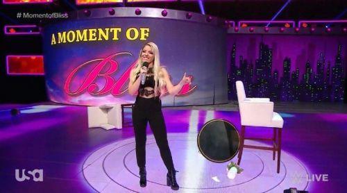 Alexa Bliss: A Moment of Bliss