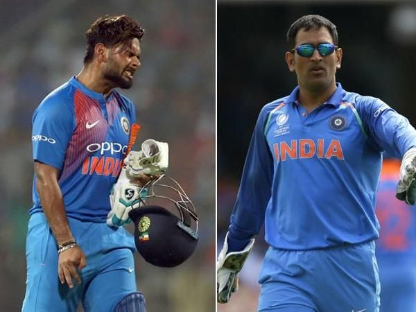 Will Rishabh Pant give tough for MSD in this IPL?.
