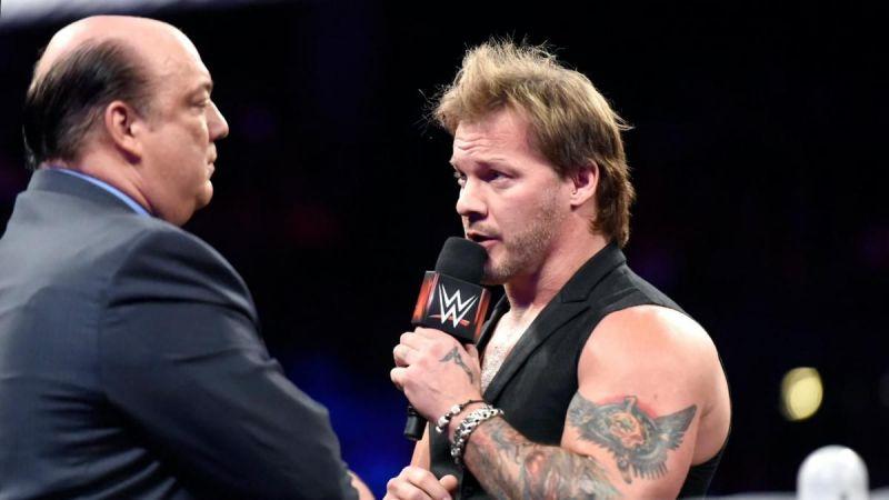 Brock Lesnar vs. Chris Jericho would be a bonafide first-time dream match.