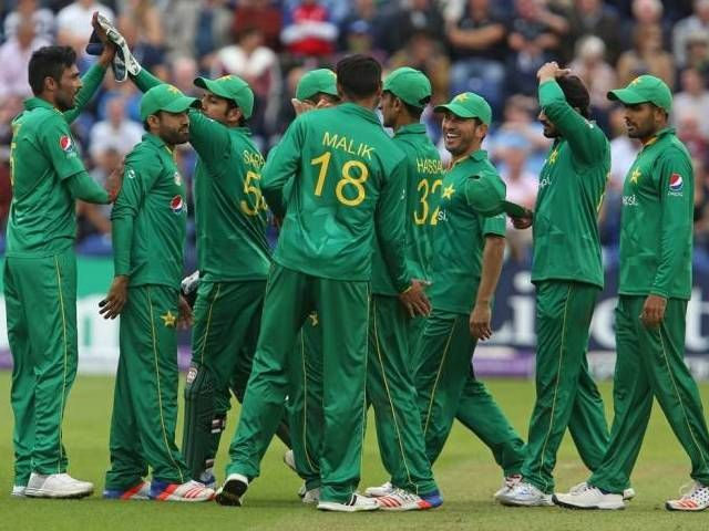 Pakistan had been outplayed by WI