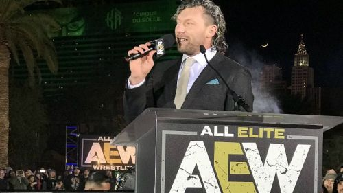 Kenny Omega has signed with All Elite Wrestling