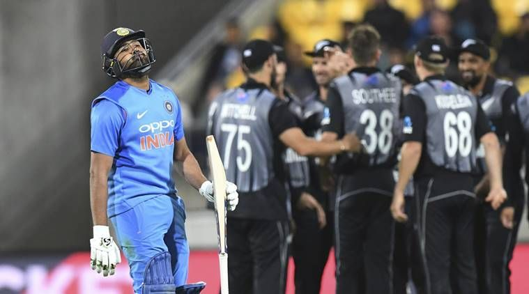 India lost the T20I series.