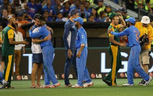 ஐசிசி உலகக்கோப்பை 2015: இந்தியா vs தென்னாபிரிக்கா