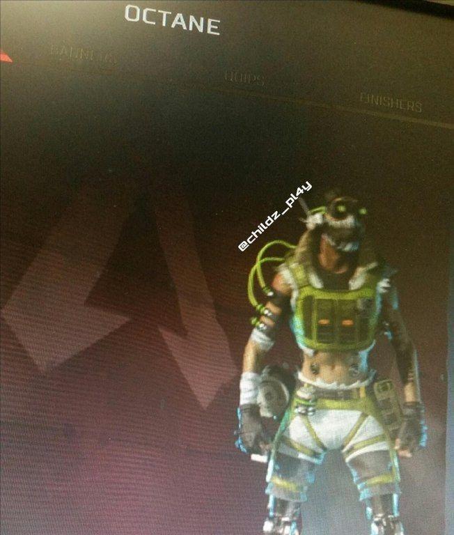 Apex Legends: New Character