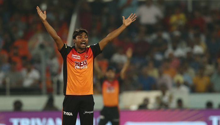 Sandeep Sharma is the youngest bowler on this list