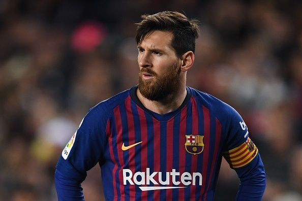 Messi is a prime scorer of goals