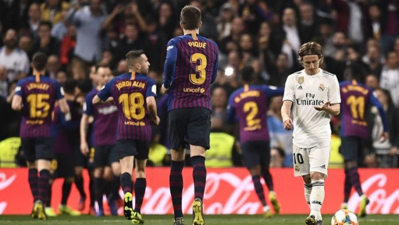 Real Madrid humiliated again as Barcelona march on to Copa finals