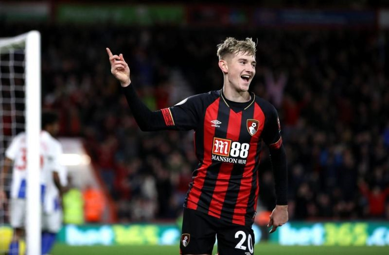 David Brooks is one of the brightest talents in the Premier League