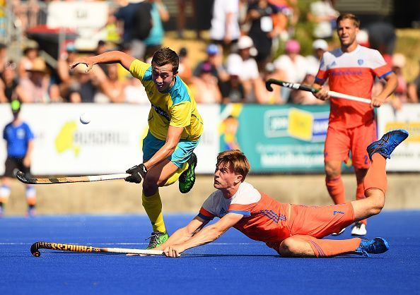 The Dutch come back to sink the Aussies at Melbourne
