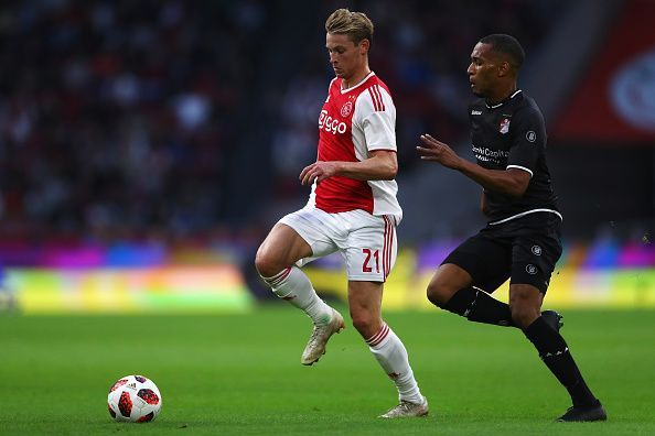 De Jong knows how to embrace the philosophy of the Catalan giants
