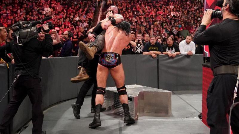 Braun Strowman needs to take his revenge tonight