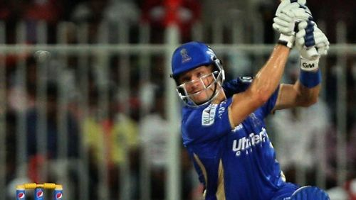 Watson served Rajasthan Royals for 8 years