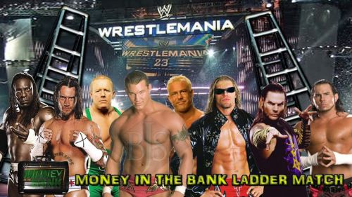An exciting spotfest opened WrestleMania 23