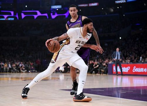 Will the Los Angeles Lakers be able to pull off a move for Anthony Davis?