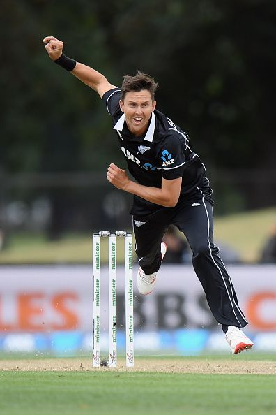 Boult is one of the best bowlers in the world today.
