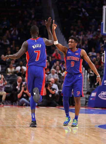 Detroit Pistons have been struggling most of the season