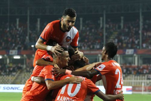 Goa made the most of their chances to emerge victorious (Photo: ISL)