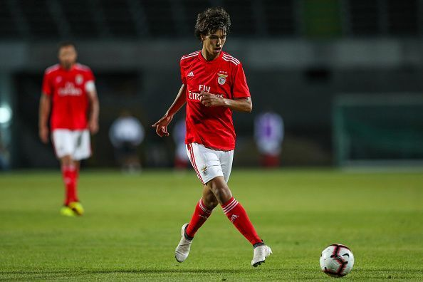 Manchester United and Real Madrid have locked horns for Joao Felix