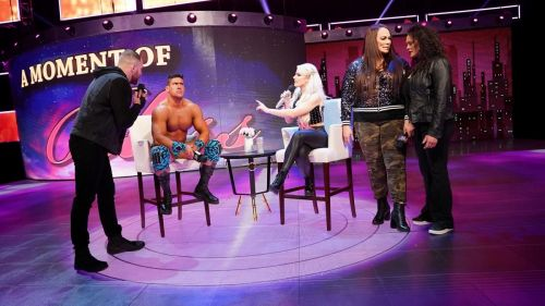 This segment introduced several plot lines in rapid fashion, leaving the fans confused