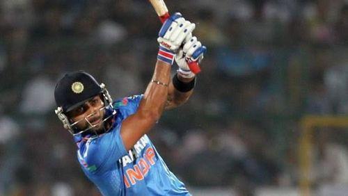Fastest indian batsman to century in odi
