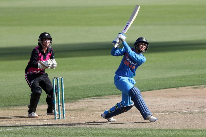Mandhana Scored another Excellent Fifty