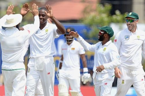 South Africa will be looking to settle the scores in the upcoming series