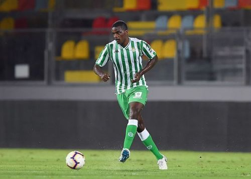 William Carvalho will be a big miss for Beticos