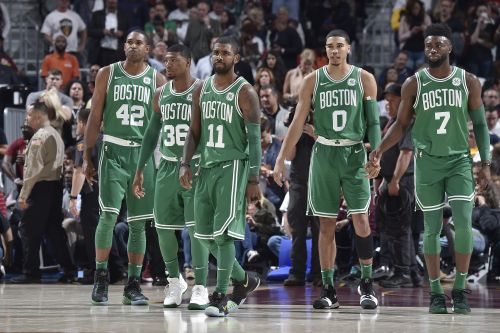 The starters for the Boston Celtics have a lot to prove after the sub-par performance they gave on Saturday night