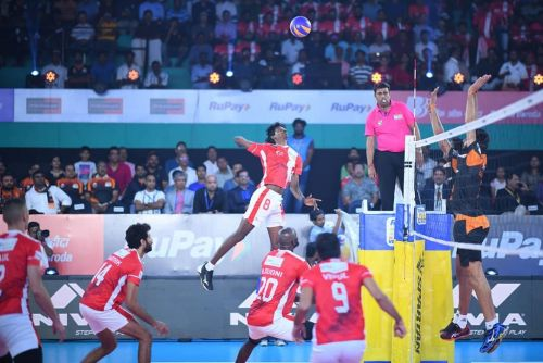 Ajith Lal's spikes could pose a stiff challenge to the Defenders