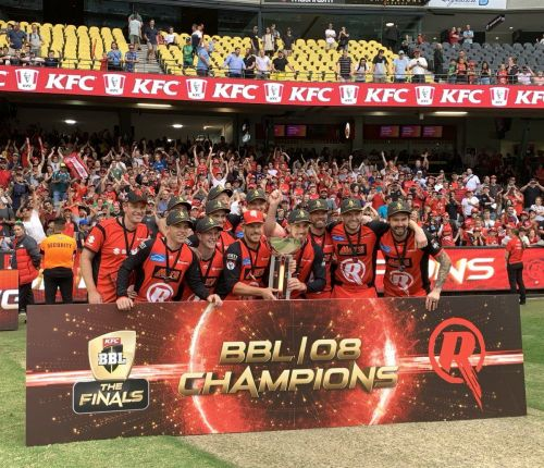 Melbourne Renegades won their first-ever BBL title