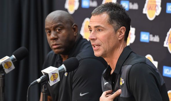 The duo responsible for LeBron in a Lakers jersey