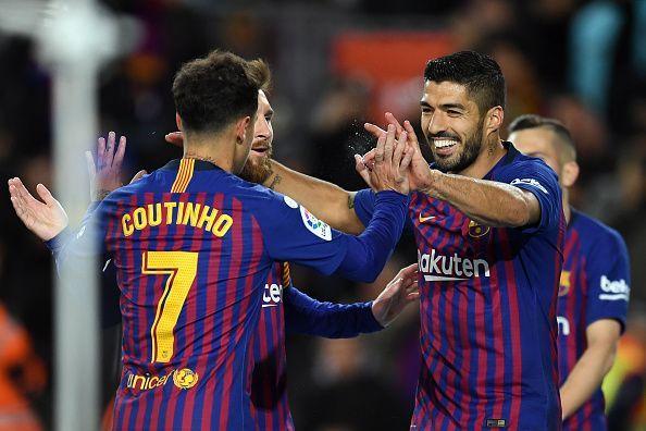 9ebfac3cd Barcelona News: Luis Suarez reveals why Philippe Coutinho found life ...