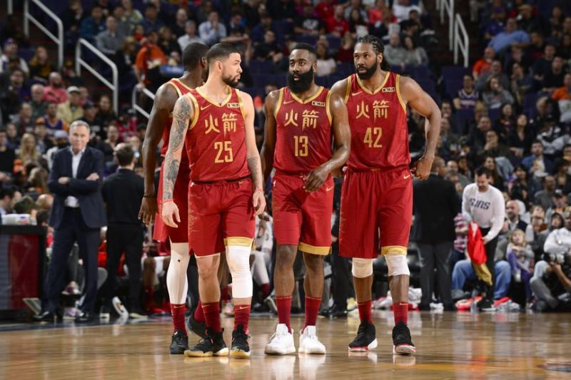 NBA Trade 2018-19 Review: Houston Rockets- added Iman ...