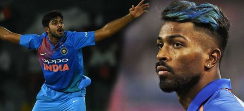 India will benefit greatly if they play both Vijay Shankar and Hardik Pandya in the T20Is