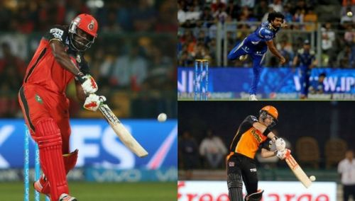 Gayle, Warner and Malinga are among the best overseas players to have played the IPL