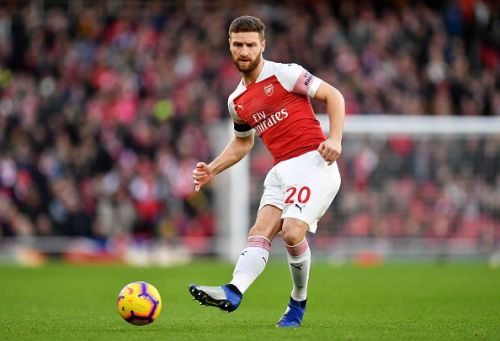 Mustafi is undoubtedly one of the worst defenders for Arsenal