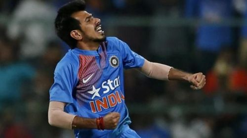 Chahal in the Power-play overs, a good idea?