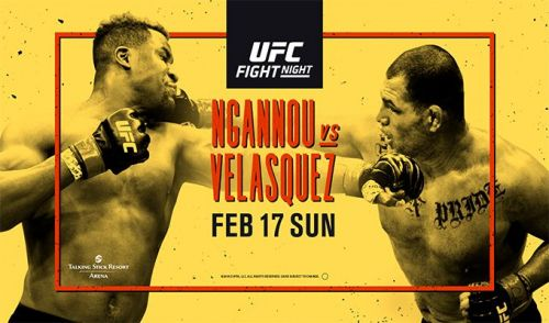 It's a big night of fights on ESPN on Saturday with Francis Ngannou vs. Cain Velasquez