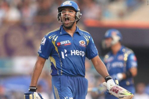 Rohit Sharma( Picture Courtesy: BCCI/ IPLT20. com)
