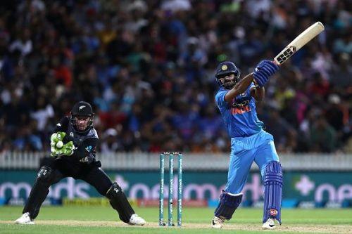 New Zealand v India - International T20 Game 3