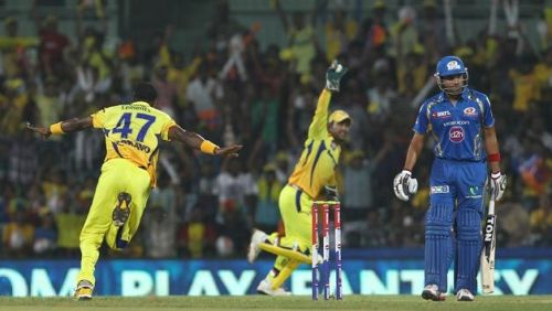 Chennai Super King vs Mumbai Indians