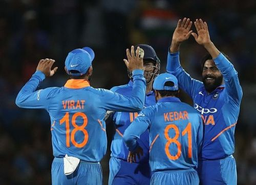 Team India are strong contenders for 2019 World Cup