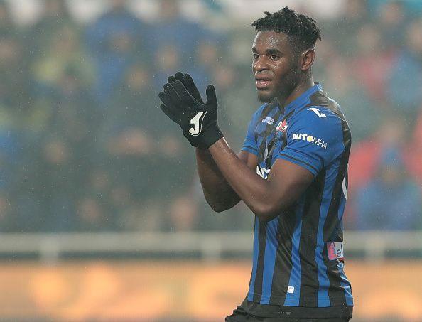 26b995c0f Duván Zapata has been an incredible revelation for Atalanta in Serie A this  season