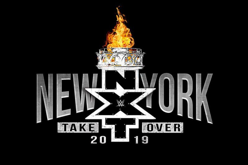 Image result for nxt takeover new york logo