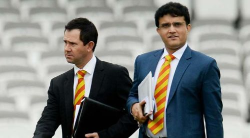 Ganguly is the advisory of the Delhi Capitals