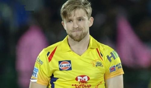 David Willey is a Dangerous Player in T-20 Format