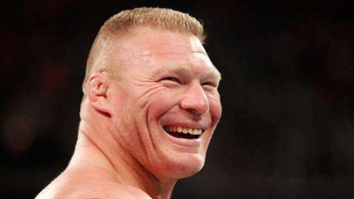 Did Brock Lesnar back off from Seth Rollins to play mind games on him?