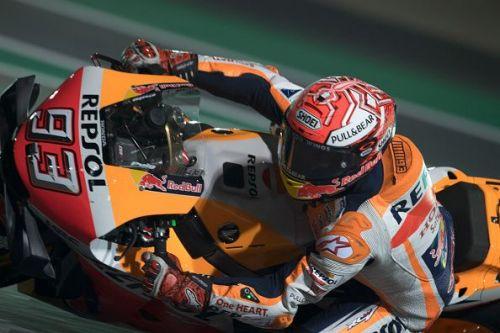 MotoGP gets underway at the Losail International Circuit