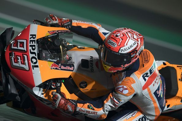 MotoGP gets underway at the Losail International Circuit